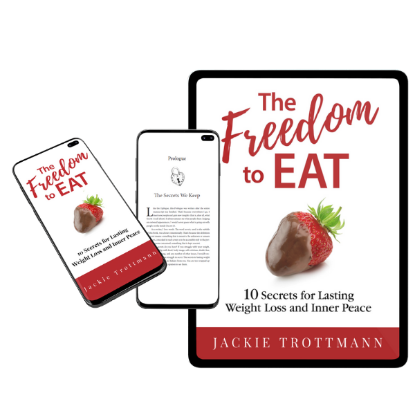 The Freedom to Eat - 10 Secrets for Lasting Weight Loss and Inner Peace Digital e-Book