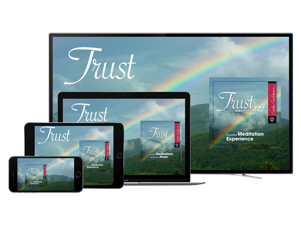 Trust Guided Meditation Digital Downloads