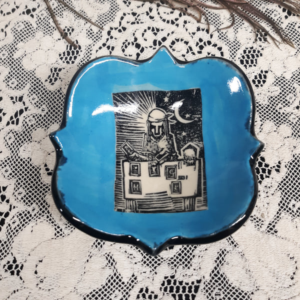 Fortune Teller Mini Dish