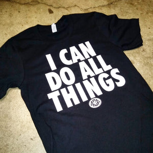I Can Do All Things