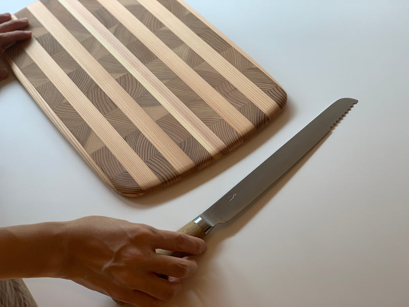Yoshino Cedar Cutting Board (gift box set)