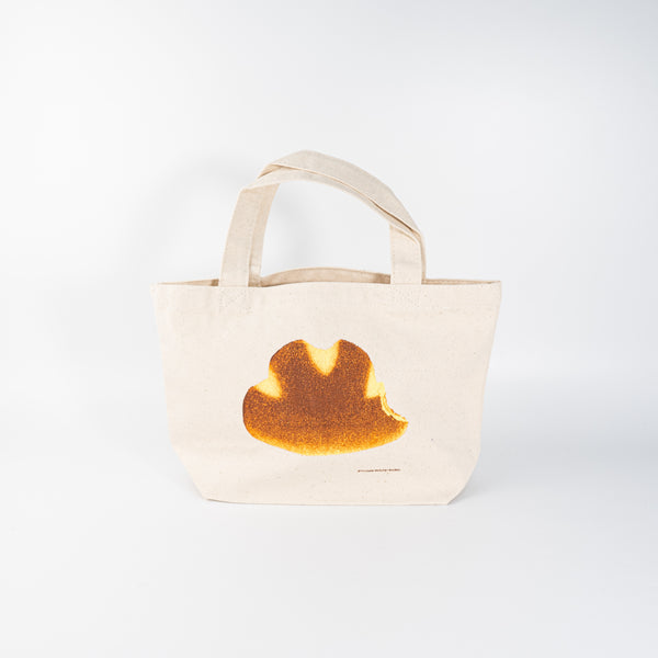 """BREAD"" TOTE BAG S 忌廉包 l 彦坂木版工房"