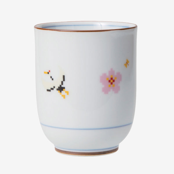 The Porcelains 松竹梅茶杯