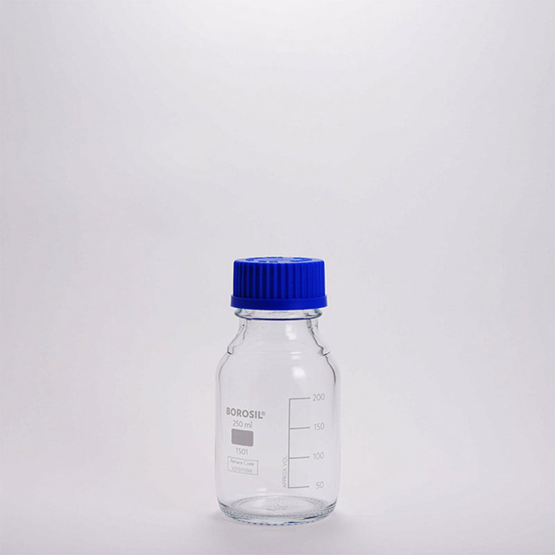 LAB GLASS Storage Bottle (screw cap) 250