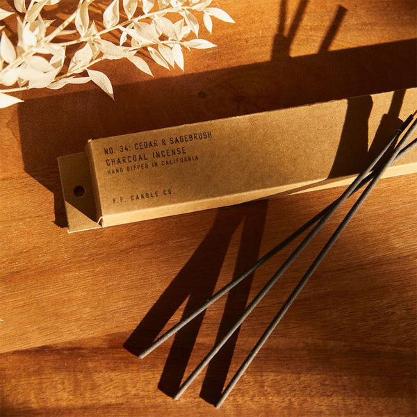 Classic Incense No.34 Cedar & Sagebrush