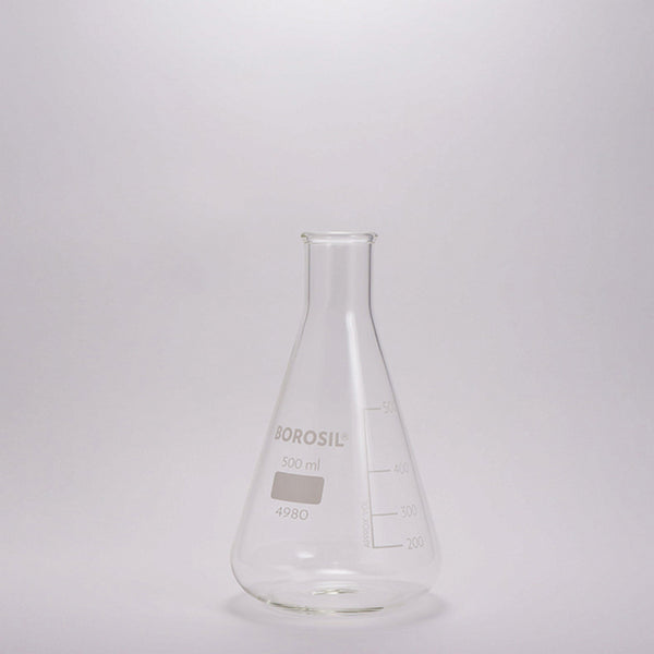 LAB GLASS Flask 500