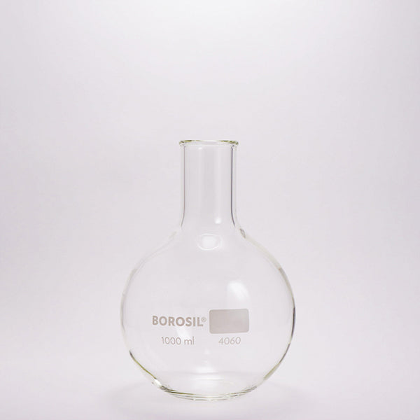 LAB GLASS Flat Bottom Flask 1000