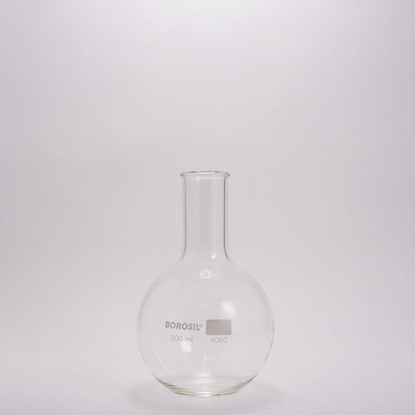 LAB GLASS Flat Bottom Flask 500