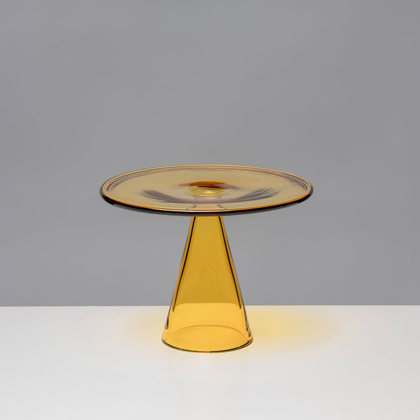 Glass Plate yellow