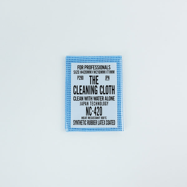 THE Cleaning Cloth 清水清潔布