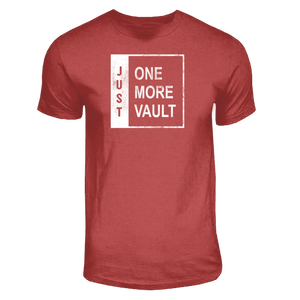Just One More Vault Pole Vault Shirt