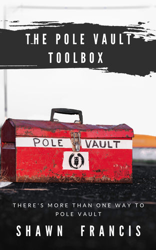Pre-order | The Pole Vault Toolbox | Book