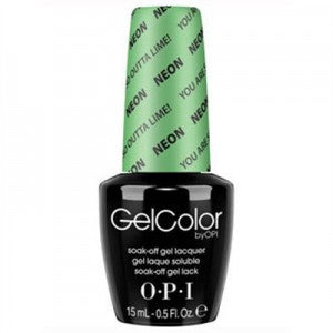 GCN34-You are So Outta Lime! 15mL - Global Beauty Supply