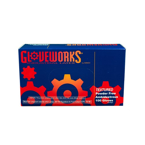 Gloveworks Latex Gloves - Global Beauty Supply