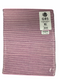 "Emery Board File 7"" 80/80 grit COARSE Washable (Black with Pink Center)"