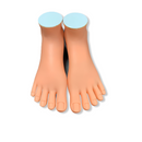 Practice (Mannequin) Feet / Soft Foot Model Adult