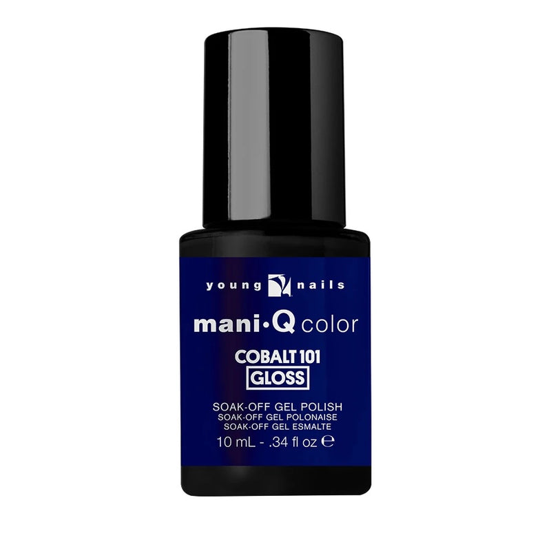 YN ManiQ Color 1/3 oz Cobalt 101
