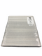 "Emery Board File 7"" 80/80 grit COARSE Zebra File"