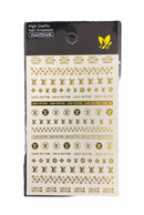 DSN Nail Sticker 9603