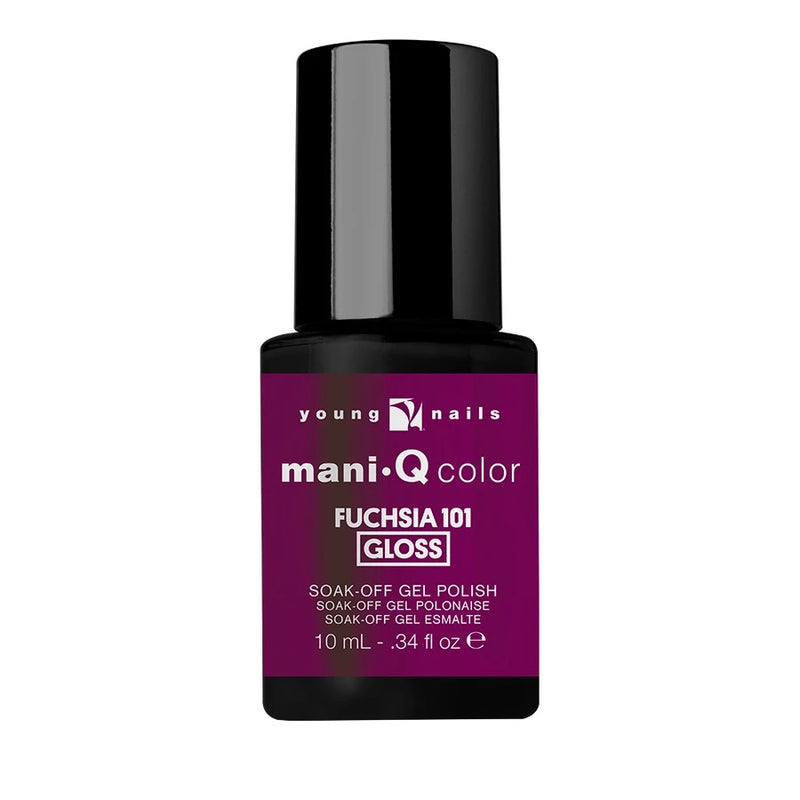 YN ManiQ Color 1/3 oz Fuchsia 101
