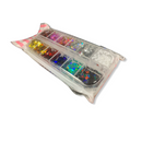 Nail Art Butterfly Laser Holographic Confetti 9209