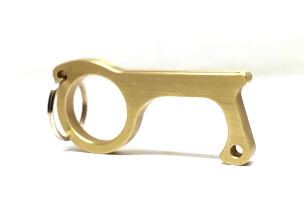 Brass Door Claw