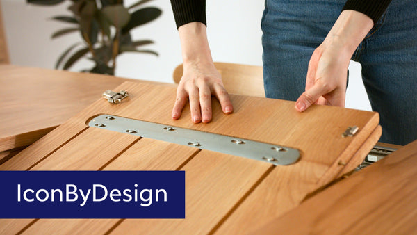 Solid Wood Extension Table