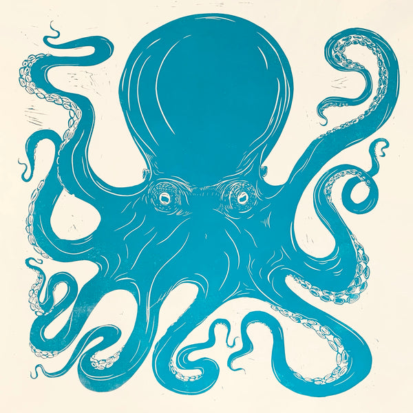 Octopus 2021 Turquoise