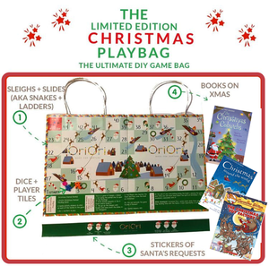 The Christmas Playbag (age 4-9 years)