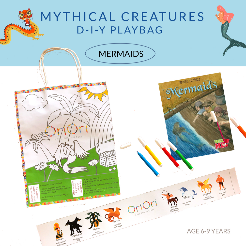 The Mythical Creatures PlayBag