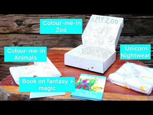 Load and play video in Gallery viewer, The Unicorn – SleepBox<br/>Dreamer Collection