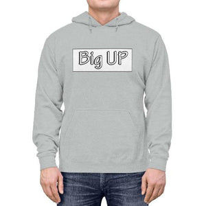 Printify Sweat L / Gris sport Sweat-shirt Hip-Hop Big up