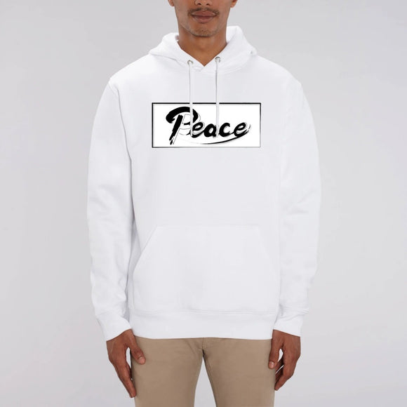 sweat-shirt-blanc-biologique-unisexe-hip-hop-peace-arrondi-noir-et-blanc-officiel
