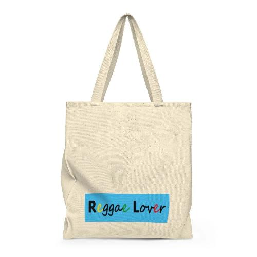 Printify Sac Nature - Uniquement Sac Reggae Lover (Premium Design)
