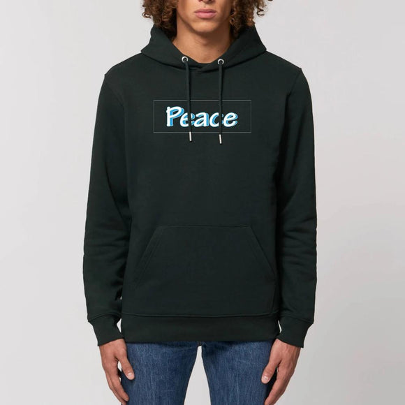 sweat-shirt-bio-responsable-reggae-hip-hop-noir-peace-bleu