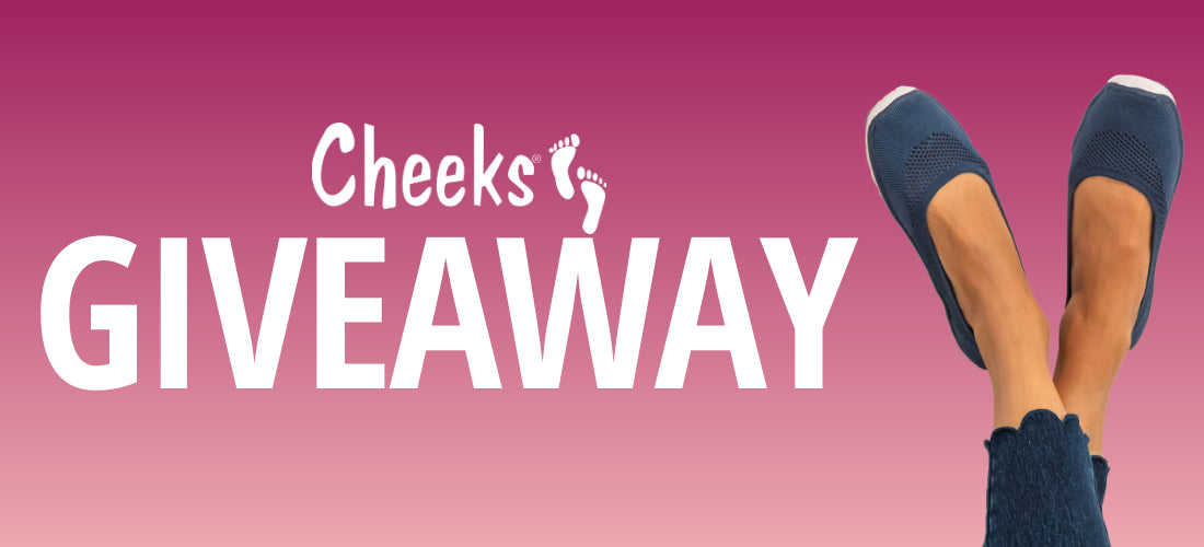 Cheeks Giveaway banner image