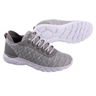 Cheeks women's Grey Multisport Gel Trainers