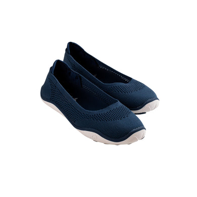 Cheeks women's Navy Barefoot Ballerinas