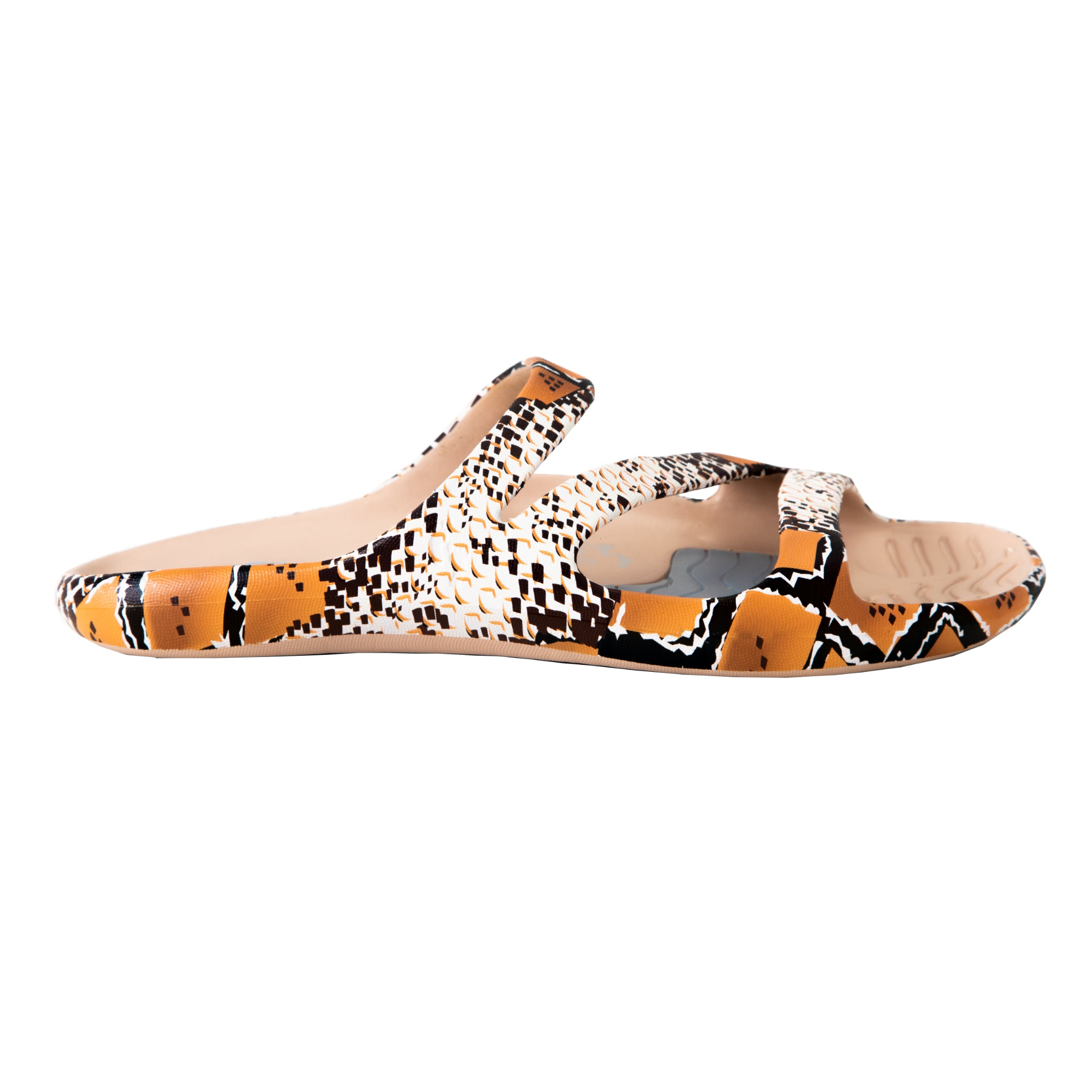 cheeks snake womens slide health sandals