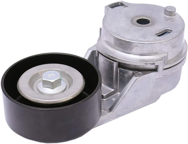 HICKS 38178 89034219 Automatic Belt Tensioner Assembly For Che vrolet Colorado Trailblazer/GMC Canyon Envoy/Isuzu Ascender i-280/Hummer H3 H3T/Buick Rainier/Oldsmobile Bravada/Saab 9-7X