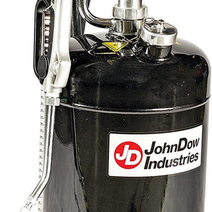John Dow Industries JDI-5DP-A Portable Oil and Fluid Dispenser, 1 Pack
