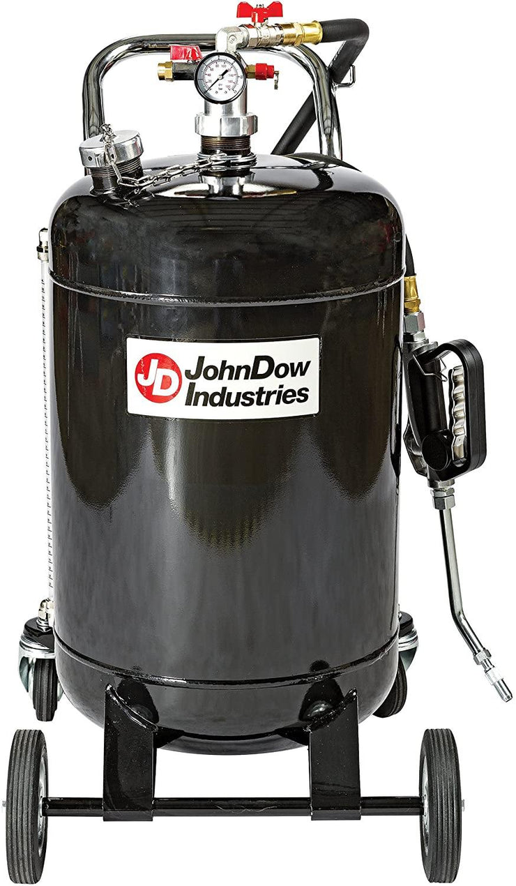 John Dow Industries JDI-15DP-A Portable Oil and Fluid Dispenser, 1 Pack