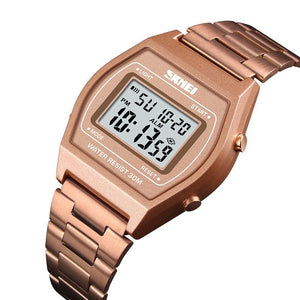 Men Lady Luxury Digital Watch Stopwatch Fashion Man Clock Watch Watch Direct Sales Store