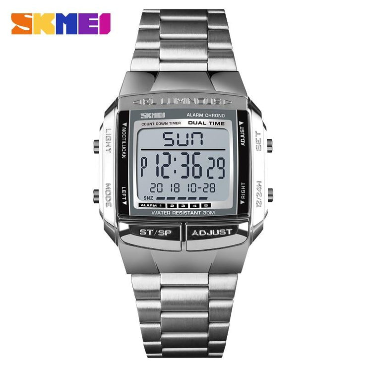 Military Sports Watches Electronic Mens Watches Skmei Direct Selling Store