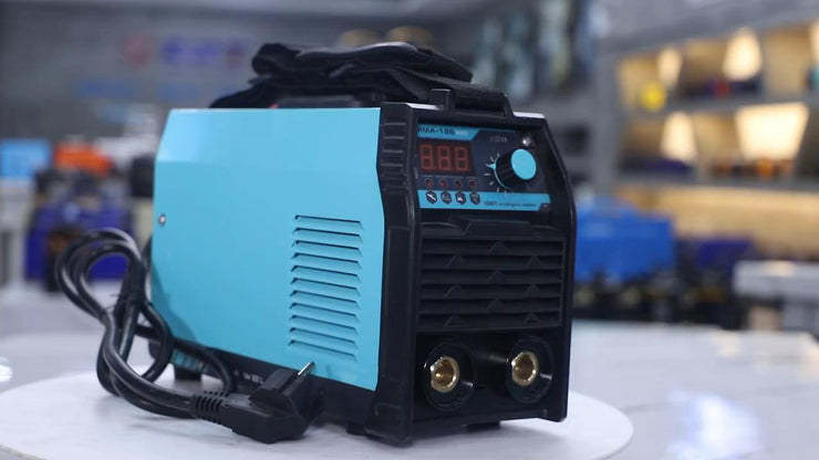 Digital 200amp ac arc IGBT MMA-205PRO  INVERTER welding machine