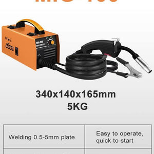 Juba Popular Style IGBT Arc Inverter MIG MMA Welding Mini Inverter portable welding machine 220v mig welder