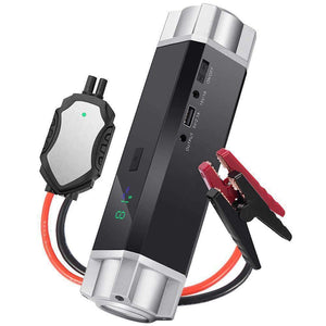 for Petrol 8.0L Diesel 6.0L - 1000A Discharge Car Jump Starter 58000mWh Starting Power Bank Auto Battery Portable Pack Booster JKC AutoParts Store