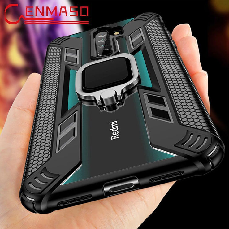 For Redmi Note 9S 8 Pro Case for Xiaomi Redmi Note 7 8T K20 K30 Magnetic Car Holder Case for Xiaomi Mi Note 10 PRo 9T 8 A3 Lite Hongcheng Factory Store