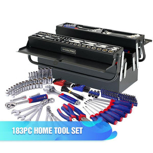 Home Tool Set Household Tool Kits Socket Set Screwdriver WORKPRO official store CHINA W009038AE