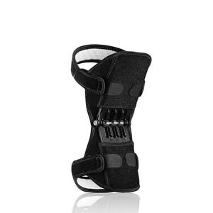 Knee Protector Joint Support Knee Pads Breathable Non-Slip Power Lift Knee Pads Rebound Spring Force Knee Booster Tendon Brace FS YURI YUAN Outdoor Store 1pcs